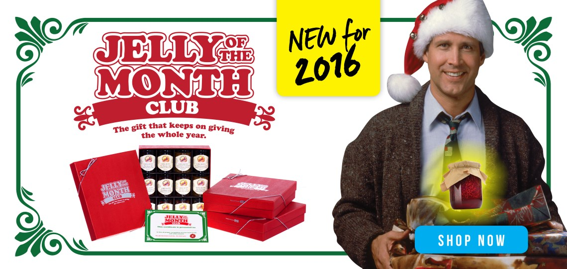 NEW! Jelly of the Month Club