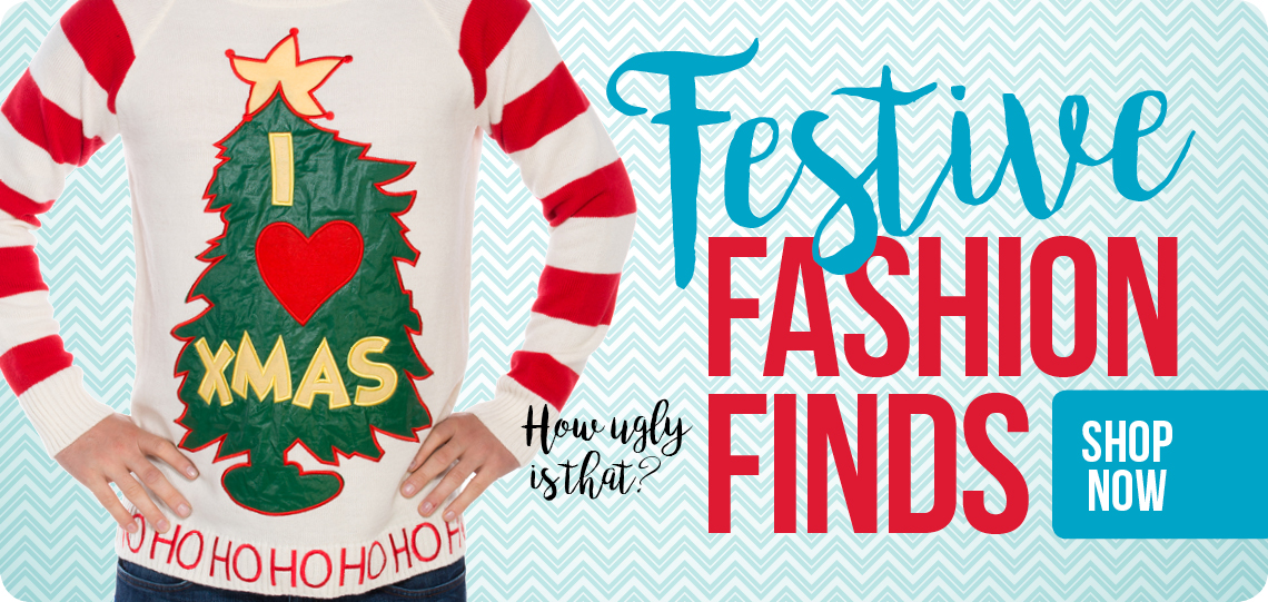 Shop Festive Fashion